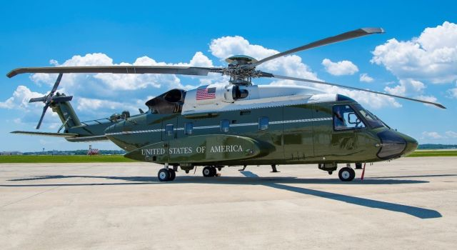 Sikorsky Receives Second Contract to Build Presidential Helicopters - Κεντρική Εικόνα