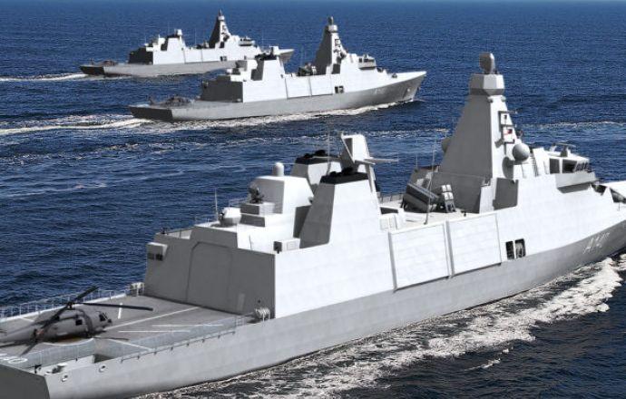 Babcock Team 31 selected as preferred bidder for UK Type 31 frigate programme - Κεντρική Εικόνα