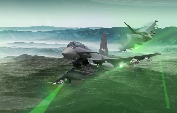 Airbus and its partners unveil details of new Eurofighter ECR concept - Κεντρική Εικόνα
