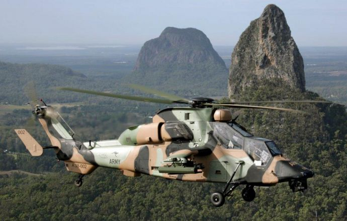 Airbus Helicopters Awarded Australia's ARH Tiger Support Contract Extension - Κεντρική Εικόνα