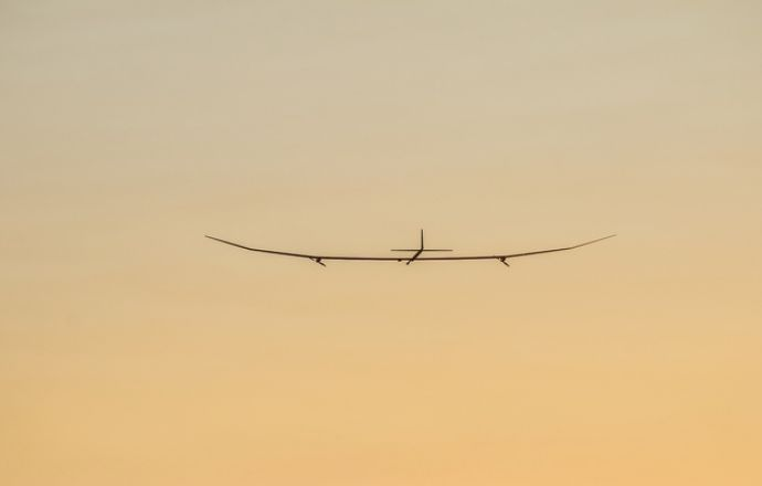 Ground-breaking solar powered unmanned aircraft makes first flight - Κεντρική Εικόνα