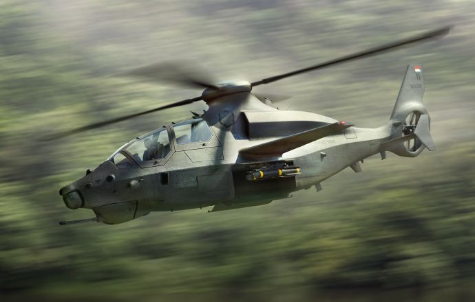 Bell 360 Invictus chosen to continue in U.S Army's new scout rotorcraft competition       - Κεντρική Εικόνα