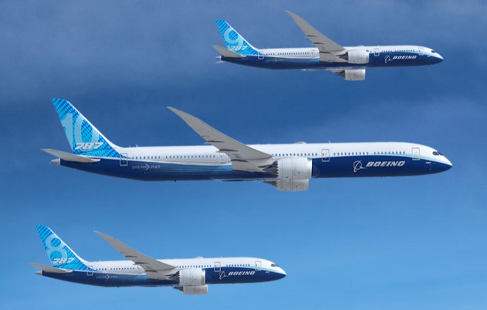Boeing, Etihad Airways Select 787 Dreamliner for Strategic Partnership, Environmental Collaboration, Services Agreements - Κεντρική Εικόνα