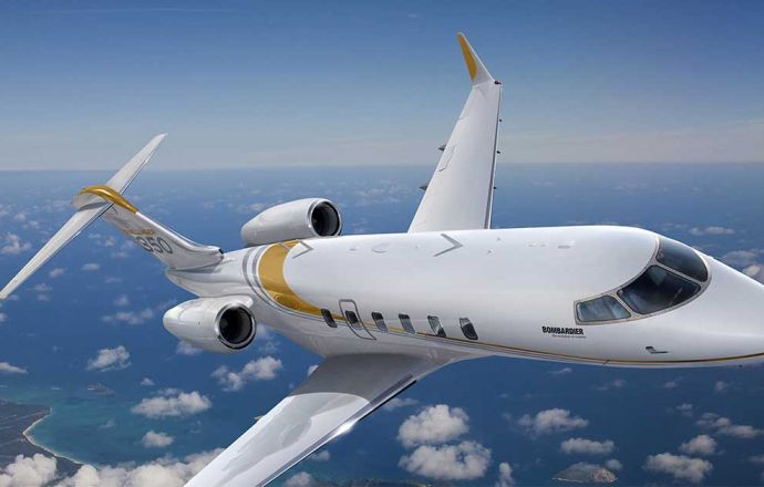 Segment-defining Bombardier Challenger 350 Aircraft Celebrates its First Delivery in Belgium - Κεντρική Εικόνα