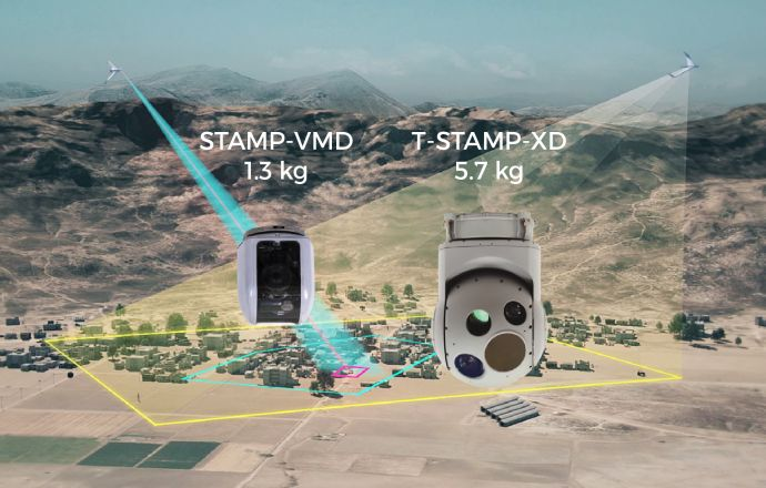 CONTROP introduces new payload capabilities and concepts for SUAVs and drones in the future battlefield - Κεντρική Εικόνα