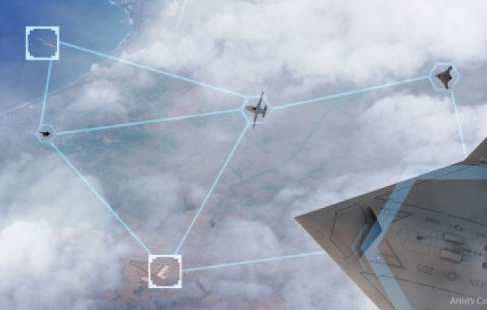 DARPA Awards BAE Systems Contract to Further Develop Autonomous Software for Air Mission Planning - Κεντρική Εικόνα
