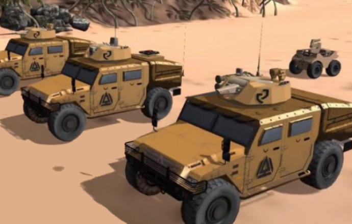 ECA Group contributes to the TURMA consortium for the European EDIDP programme to develop the military land vehicles of the future - Κεντρική Εικόνα