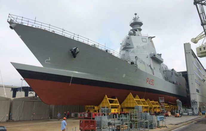 Italian Navy Launches Paolo Thaon di Revel, First PPA Multipurpose Offshore Patrol Ship Powered by Hybrid GE LM2500+G4 Gas Turbine Propulsion System - Κεντρική Εικόνα