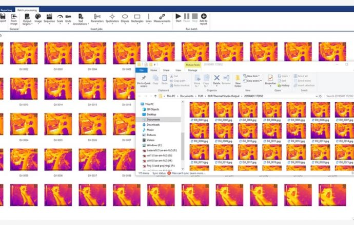 FLIR Announces Thermal Studio Software for Thermographers to Automate Thermal Image Processing - Κεντρική Εικόνα