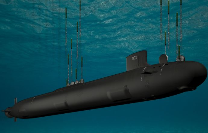 General Dynamics Electric Boat Awarded $22.2 Billion by U.S. Navy for Fifth Block of Virginia-Class Submarines - Κεντρική Εικόνα