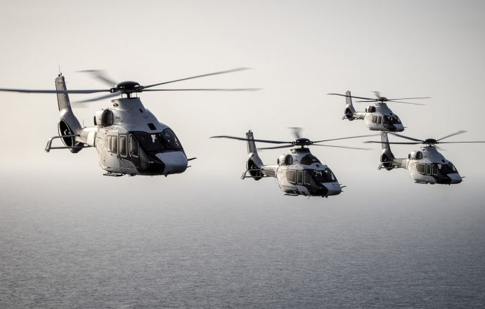 Shell Aircraft looking to introduce the H160 into service - Κεντρική Εικόνα