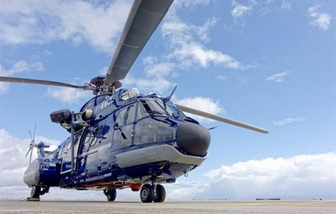 Heli-One Awarded H215 And AS332L1 Upgrade Contract By German Federal Ministry Of Interior - Κεντρική Εικόνα