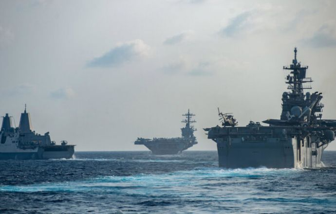 U.S. Navy Selects Huntington Ingalls Industries to Provide Logistics Support for Surface Ships and Submarines - Κεντρική Εικόνα