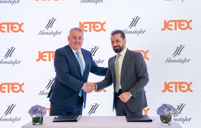 Jetex Now the Exclusive Dealer in the Middle East for Hi-Tech New HondaJet - Κεντρική Εικόνα