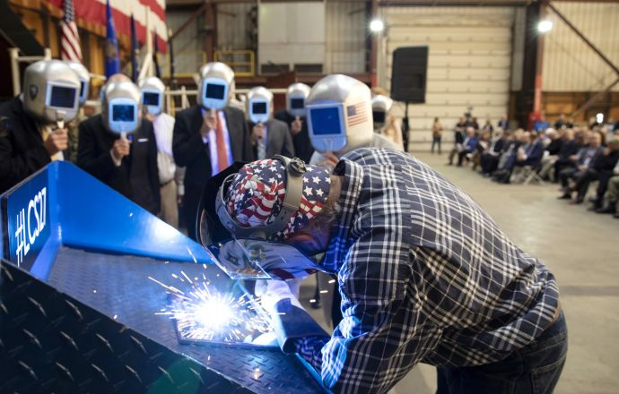 Lockheed Martin-Led Team Begins Construction On Navy Littoral Combat Ship, The Future USS Nantucket - Κεντρική Εικόνα
