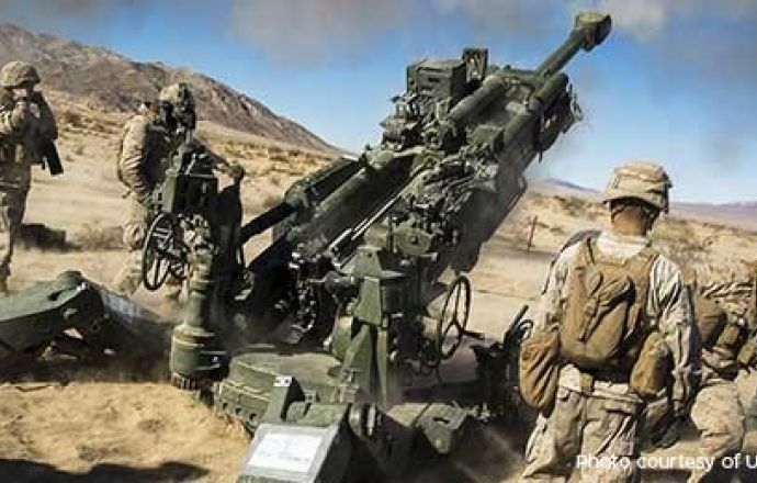 Leonardo DRS receives contract to digitize Army howitzer fire control systems - Κεντρική Εικόνα
