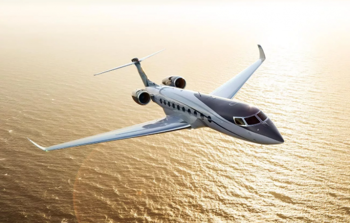 Meggitt awarded contract for complete braking system for the Gulfstream G700 aircraft - Κεντρική Εικόνα