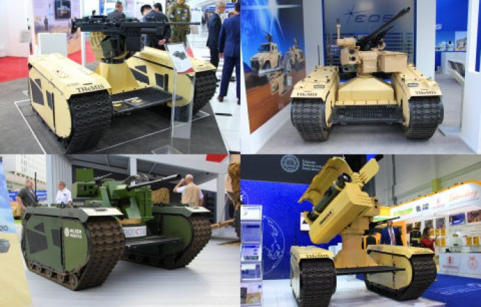 Milrem Robotics' THeMIS UGV Strengthens Its Position as The Industry Standard - Κεντρική Εικόνα