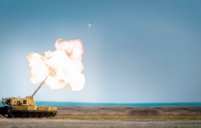 Boeing and Nammo Team to Develop Guided Artillery Projectile - Κεντρική Εικόνα