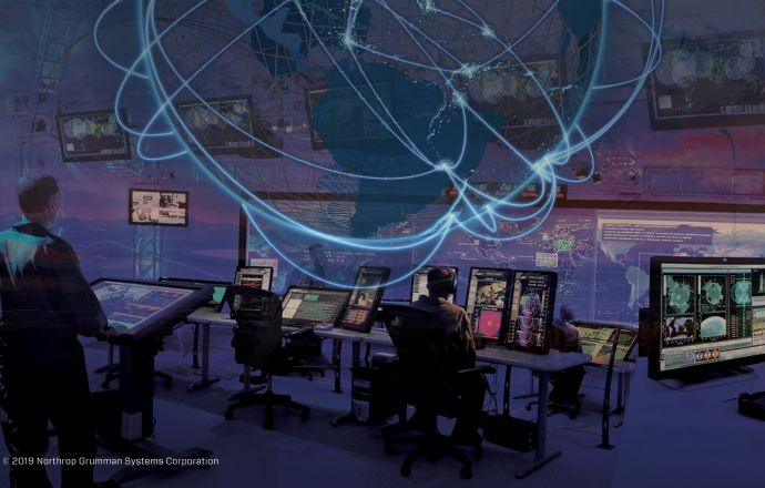 Northrop Grumman to support a full spectrum of cyber and electronic warfare capabilities for Army forces - Κεντρική Εικόνα