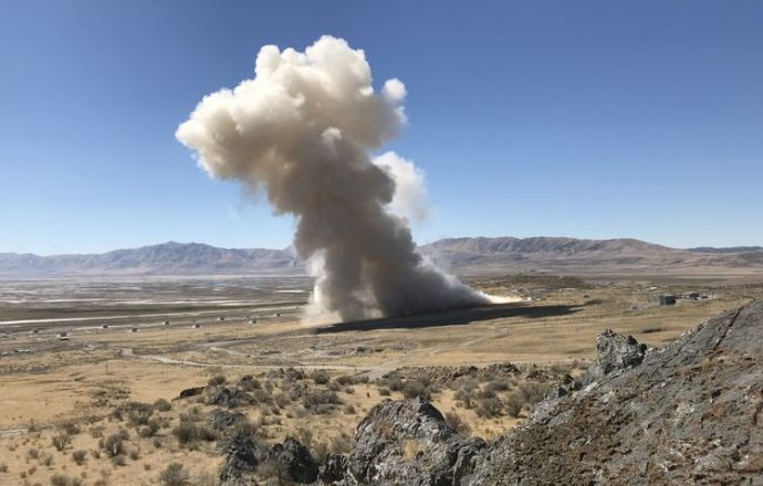 northrop_grumman_successfully_completes_first_qualification_test_of_new_rocket_motor_for_united_launch_alliance_atlas_v
