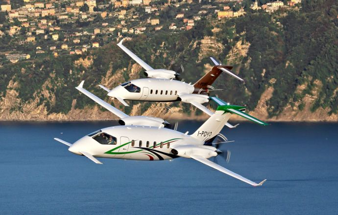 Piaggio Aerospace awarded with a 125 million euro maintenance contract by Italian MoD - Κεντρική Εικόνα