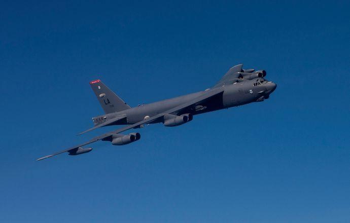 Raytheon selected for B-52 AESA radar upgrade - Κεντρική Εικόνα