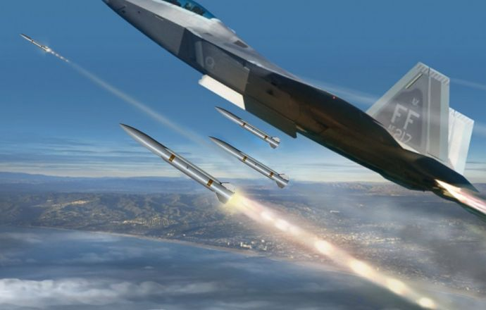 Raytheon unveils Peregrine advanced air-to-air missile - Κεντρική Εικόνα