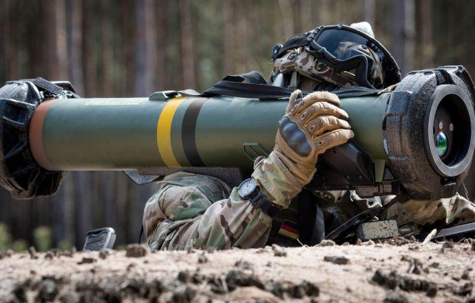 Latvia procures the SPIKE anti-tank system - Κεντρική Εικόνα