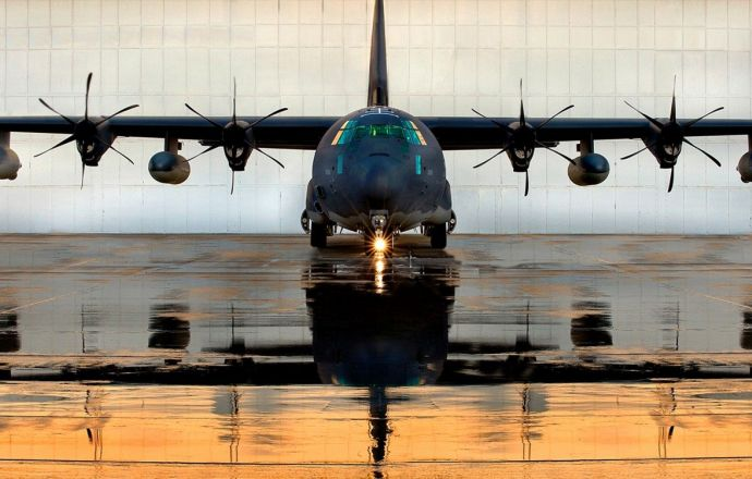 Terma North America under contract with Lockheed Martin on the C-130J - Κεντρική Εικόνα