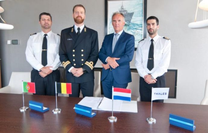 Naval Forces of Belgium, Portugal and the Royal Netherlands Navy to rely on New-Generation IFF Systems from THALES - Κεντρική Εικόνα