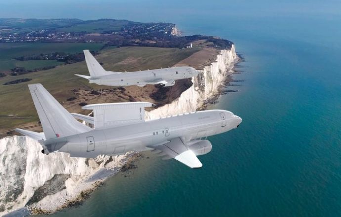 Boeing Chooses Leonardo to Provide Wedgetail Protection System Designed and Built in the UK - Κεντρική Εικόνα