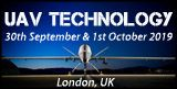 UAV Technology 2019, 30 Sep-1 Oct, London, UK - Κεντρική Εικόνα
