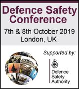 Defence Safety Conference 2019, 7-8 October, Copthorne Tara, Kensington, London - Κεντρική Εικόνα