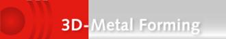 3D Metal Forming B.V. - Logo