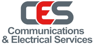 CES Communications - Logo