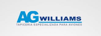 AG Williams Leather - Logo