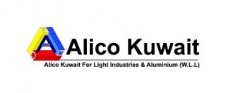 Alico Kuwait for Light Industries & Aluminium W.L.L. - شركة أليكو للصناعة الخفيفة للالمنيوم - Logo