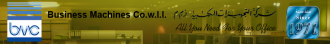 Business Machines Co. W.L.L. - Logo