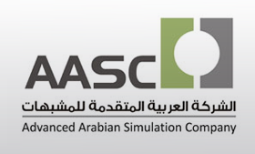 Advance Arabian Simulation Co. - Logo