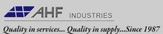 AHF Industries - Logo