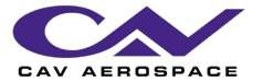 CAV Aerospace - Logo