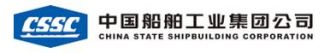 China State Shipbuilding Corporation (CSSC) - Logo
