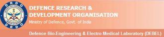 Defence Bioengineering and Electromedical Laboratory (DEBEL) - Logo