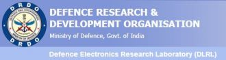 Defence Electronics Research Laboratory (DLRL) - Logo