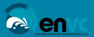 ENVC - Estaleiros Navais de Viana do Castelo, S.A. - Logo