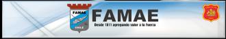 Fabricas y Maestranzas del Ejercito (FAMAE) - Logo