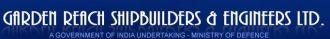 Garden Reach Shipbuilders & Engineers Ltd. - Logo