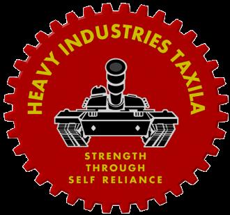 Heavy Industries Taxila - Logo
