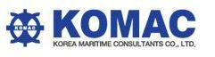 Korea Maritime Consultants Co., Ltd. (KOMAC) - Logo